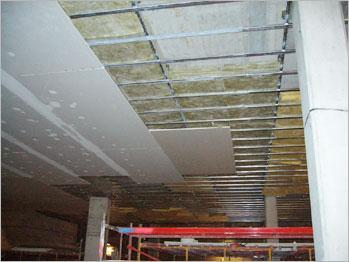 Como insonorizar un techo reparaci n del techo de la casa for La casa tiene un techo